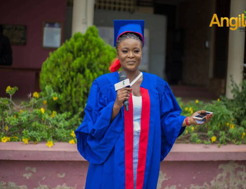 45 students graduate with Advance certificate programs at the 2021 27th Graduation